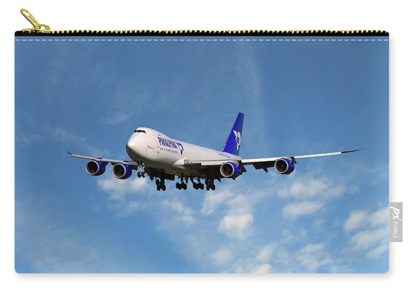 Atlas Air Boeing 747-87u Carry-all Pouch