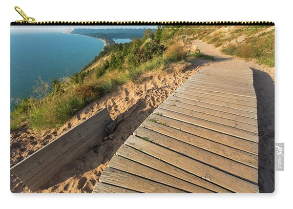 Atop Empire Bluff Carry-all Pouch