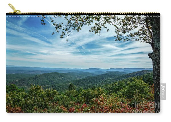 Atop The Mountain Carry-all Pouch