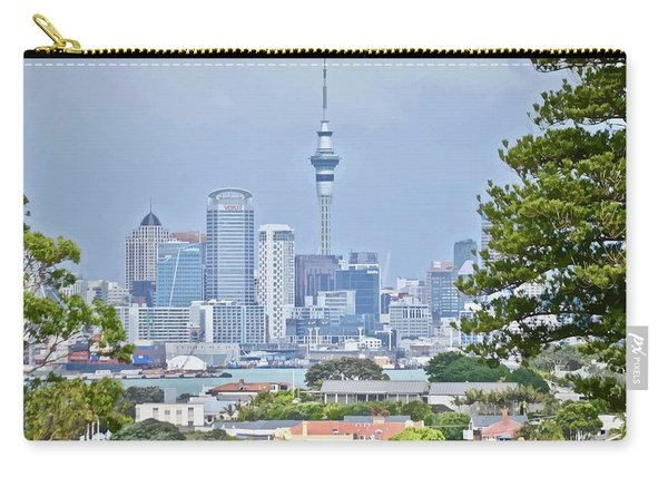 Auckland City C B D Carry-all Pouch
