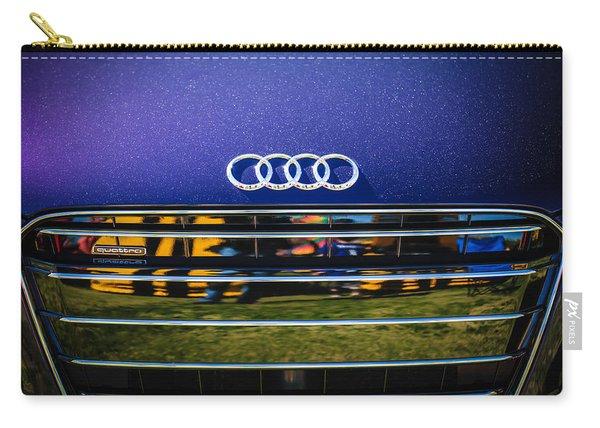 Audi Grille Emblem -2333c Carry-all Pouch