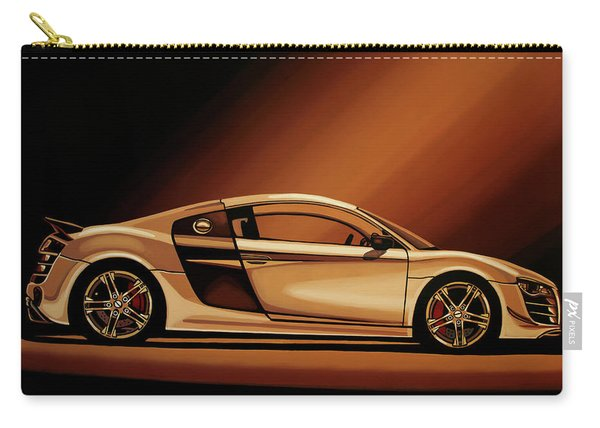 Audi R8 2007 Painting Carry-all Pouch
