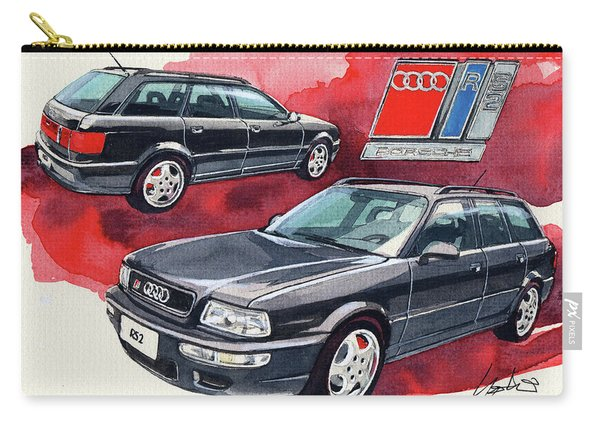 Audi Rs2 Carry-all Pouch