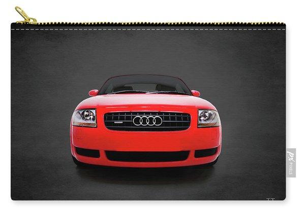 Audi Tt Quattro Carry-all Pouch