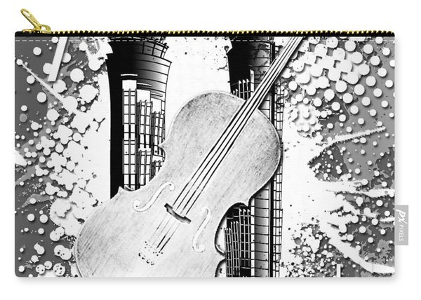 Audio Graphics 1 Carry-all Pouch