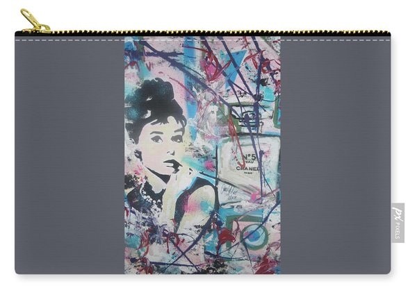 Audrey Chanel Carry-all Pouch