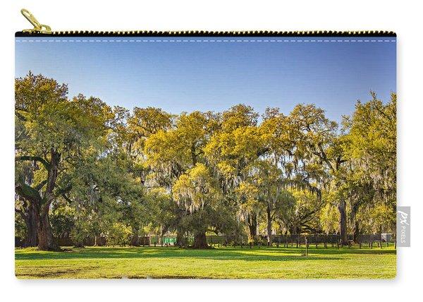 Audubon Park New Orleans Carry-all Pouch