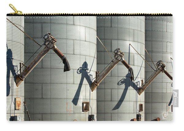 Augers Waiting Carry-all Pouch
