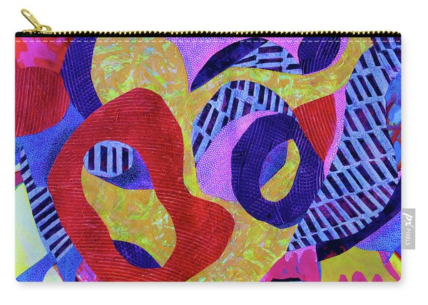 Doo-wop Carry-all Pouch