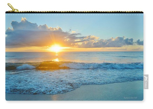 August 12 Nags Head, Nc Carry-all Pouch