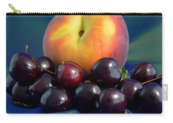 August Fruits Carry-all Pouch