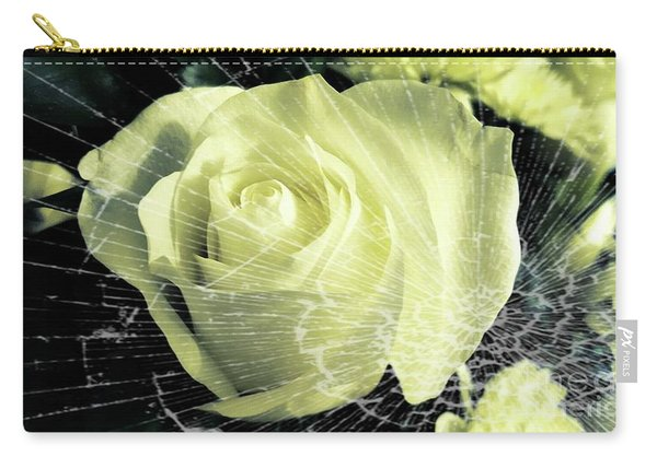 Aunt Edna's Rose Carry-all Pouch
