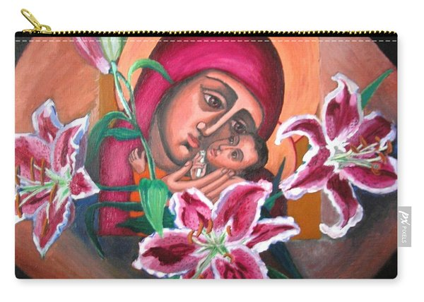 Aunt Katya's Icon Carry-all Pouch