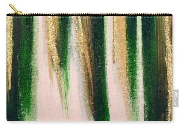 Aurelian Emerald Carry-all Pouch