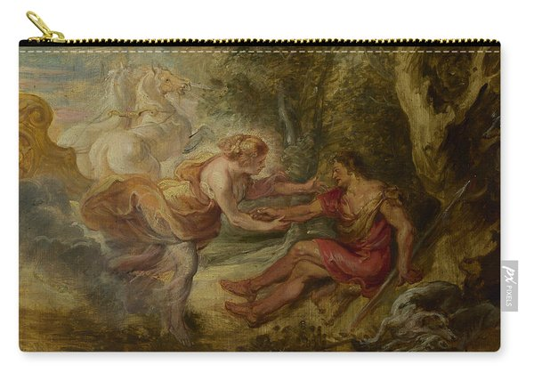 Aurora Abducting Cephalus Carry-all Pouch