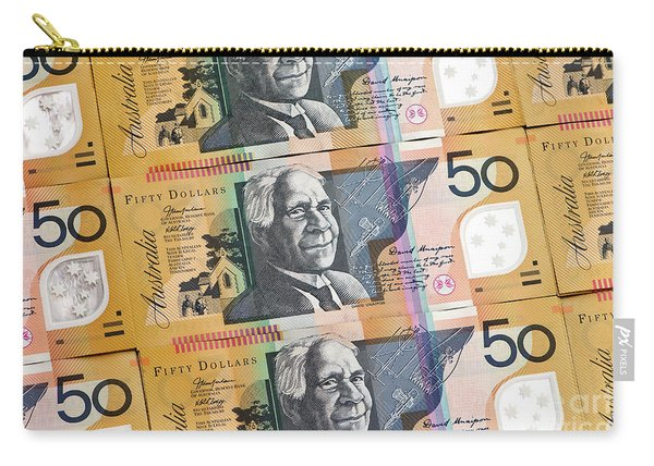 Aussie Dollars 07 Carry-all Pouch