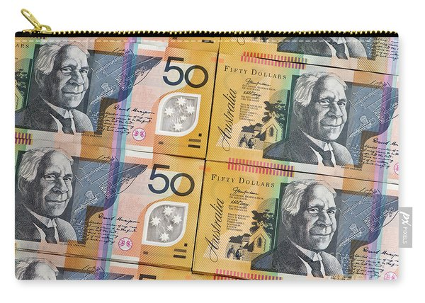Aussie Dollars 08 Carry-all Pouch
