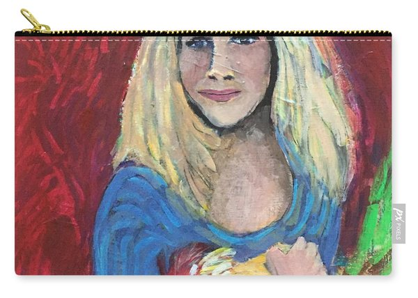 Austin Girl Carry-all Pouch
