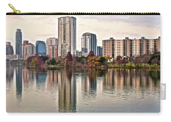 Austin Wide Shot Carry-all Pouch
