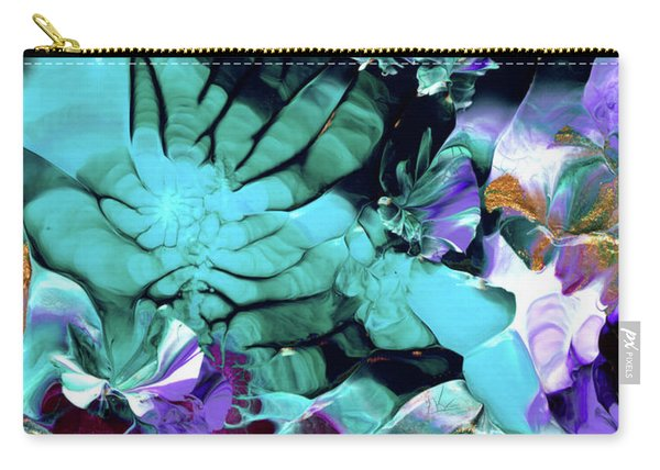 Australian Emerald Begonias Carry-all Pouch
