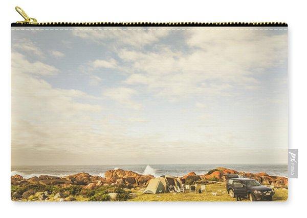 Australian Exploration Carry-all Pouch