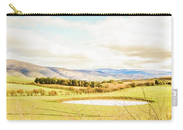Australian Open Spaces  Carry-all Pouch