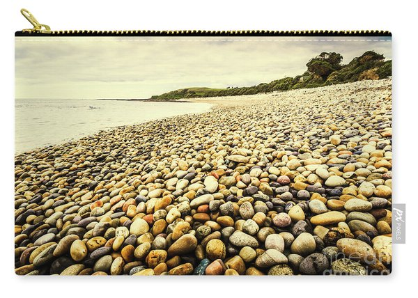 Australian Rocky Shoreline Carry-all Pouch
