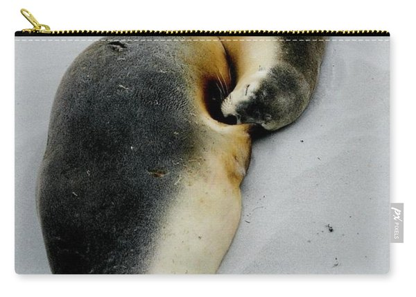 Australian Sea Lions Carry-all Pouch