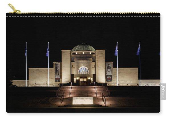 Australian War Memorial Carry-all Pouch