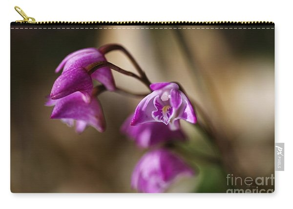 Australia's Native Orchid Small Dendrobium Carry-all Pouch