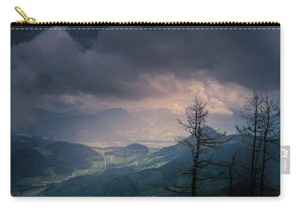 Austrian Alps Carry-all Pouch