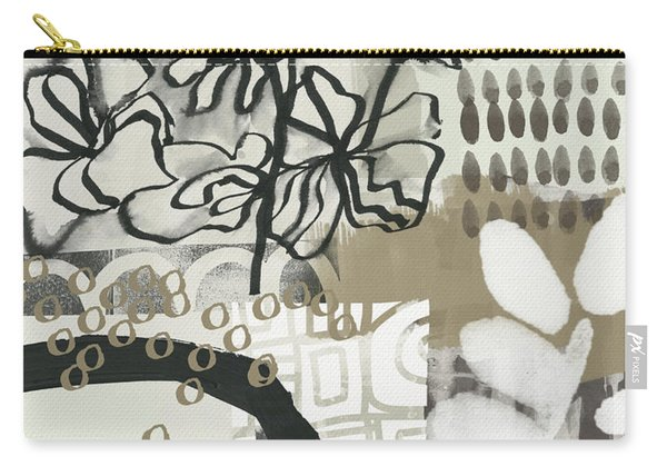 Autumn Abstract 2- Art By Linda Woods Carry-all Pouch