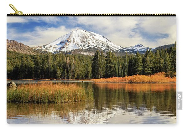 Autumn At Mount Lassen Carry-all Pouch