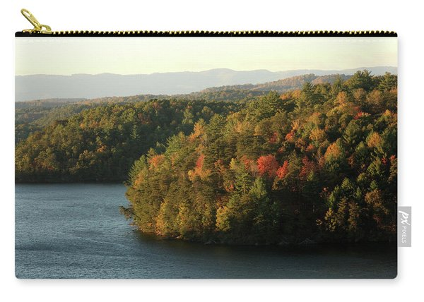 Autumn At Philpott Lake, Virginia Carry-all Pouch