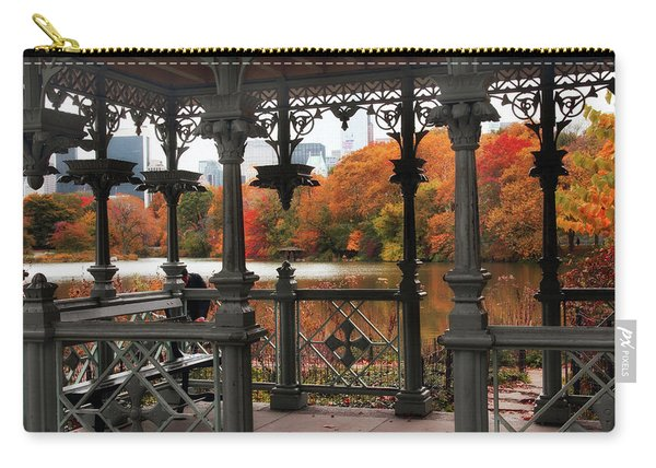 Autumn At The Ladies Pavilion Carry-all Pouch