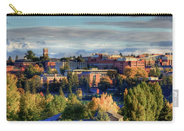 Autumn At Wsu Carry-all Pouch