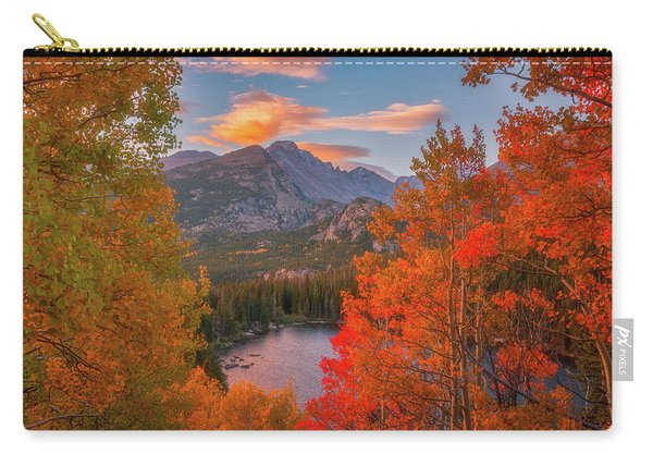 Autumn's Breath Carry-all Pouch