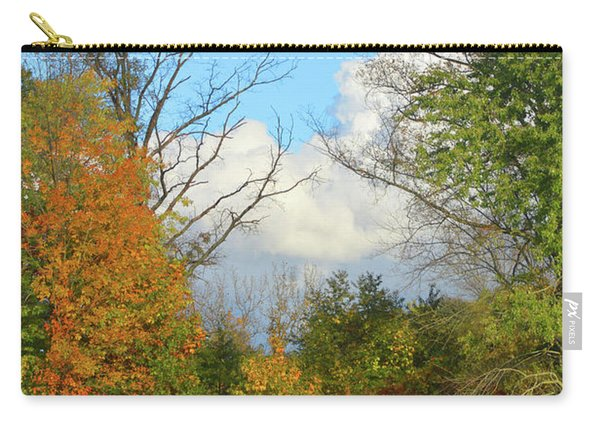 Autumn Breeze Nature Art Carry-all Pouch