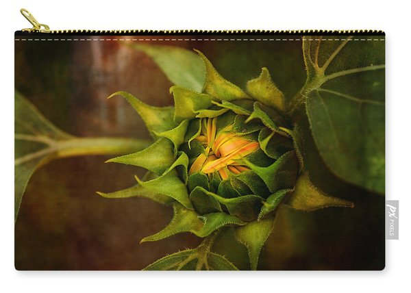 Autumn Bud Carry-all Pouch