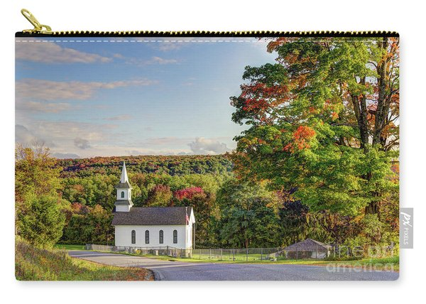 Autumn Church II Carry-all Pouch