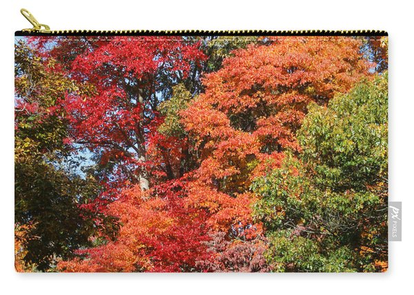 Autumn Color Spray Carry-all Pouch