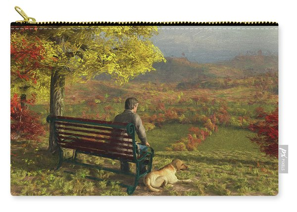 Autumn Companions Carry-all Pouch