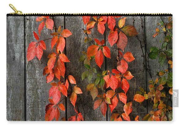 Autumn Creepers Carry-all Pouch