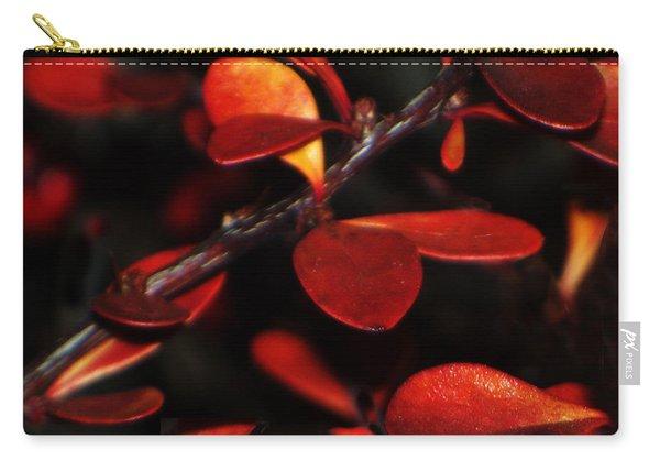 Autumn Details Carry-all Pouch