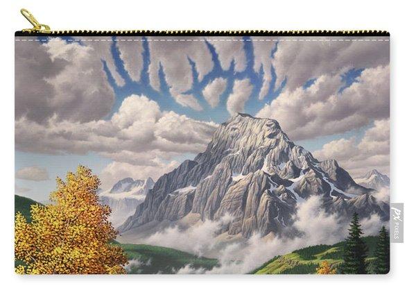 Autumn Echos Carry-all Pouch