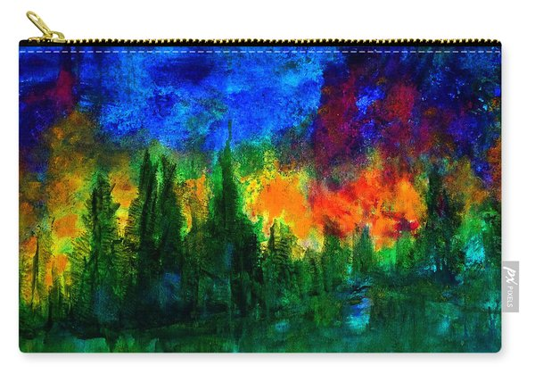 Autumn Fires Carry-all Pouch