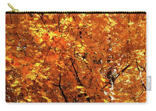 Autumn Flame Carry-all Pouch