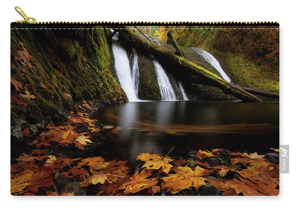 Autumn Flashback Carry-all Pouch