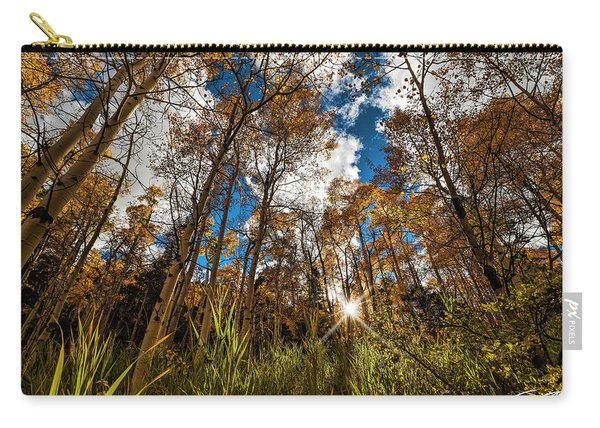 Autumn Glow Carry-all Pouch