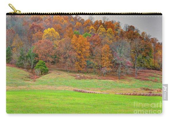 Autumn Hillside Carry-all Pouch